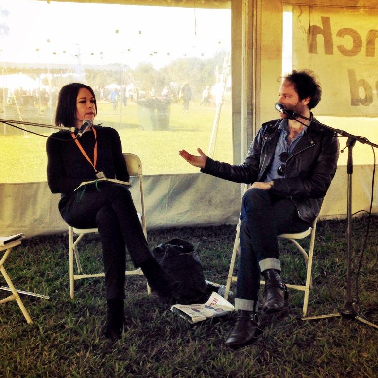 Karen Hitchcock and Erik Jensen